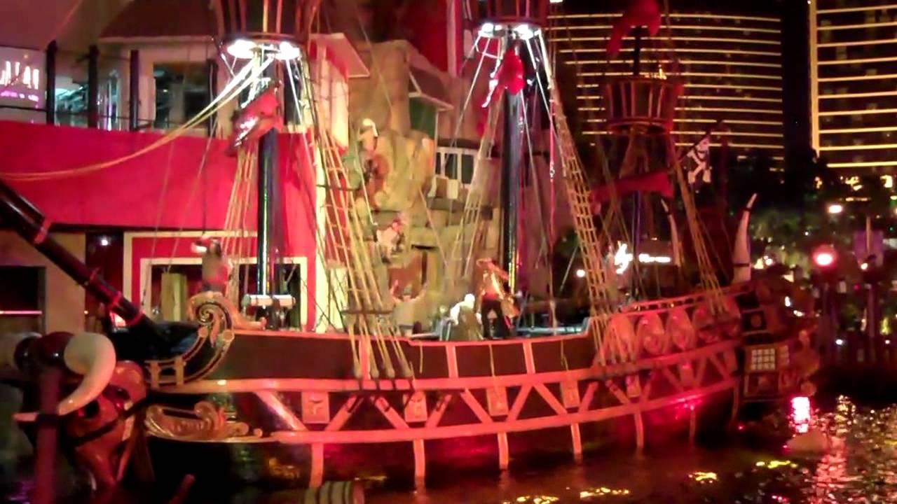 Treasure Island Las Vegas Show