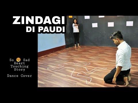 Zindagi Di Paudi Song: Dance Cover | Millind Gaba | Bhushan Kumar | Jannat Zubair, Nirmaan, Shabby