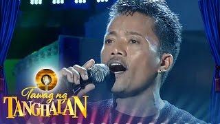 Tawag Ng Tanghalan: Romy Dominador | Remember Me