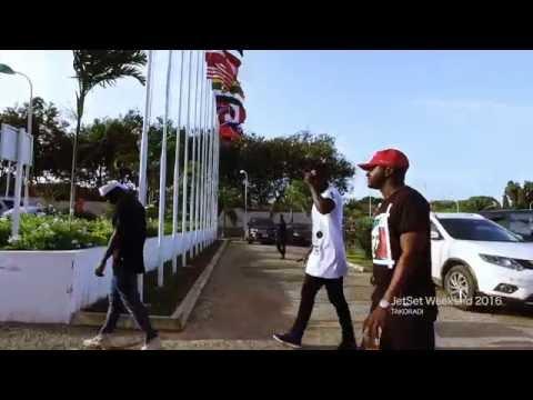 BackGround Music At 2016 JetSet Weekend in Takoradi