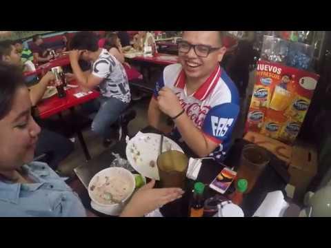 Las coctelerias y restaurantes de el Mercadito de Merliot - Antigua Cuscatlan -