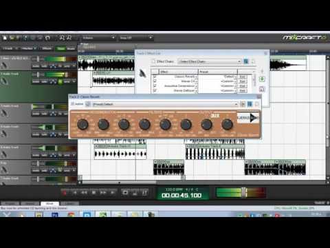 Audio signal to a rap song program Max Kraft mixcraft 6}, params {allowfullscreen true
