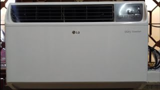 1.5 Ton 5 star LG window dual inverter ac | LG 5 star dual inverter ac | LG Inverter ac review !