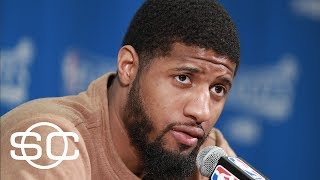 Cavaliers Willing To Deal For Paul George?   SportsCenter   ESPN