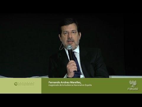 Fernando Andreu Merelles, magistrado de la Audiencia Nacional en España