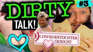 Schwiegertochter gesucht 2019 - DIRTY TALK 😂 Marcos CRINGE-Challenge-Party