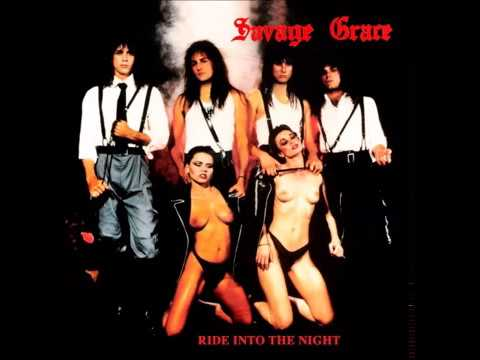 Savage Grace - Ride Into The Night (FULL EP 1987) streaming vf