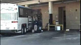 The GREYHOUND Bus Station in Richmond, Va