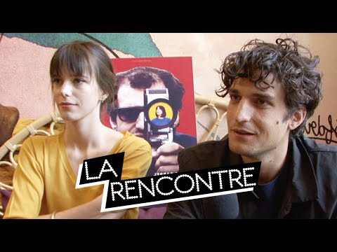 Louis Garrel et Stacy Martin répondent à nos questions !