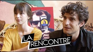 Interview de Louis Garrel et Stacy Martin pour Le Redoutable