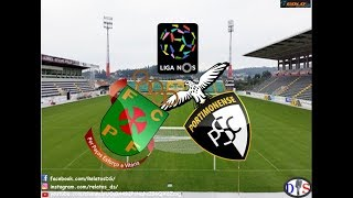 Video Gol Pertandingan Pacos de Ferreira vs Portimonense