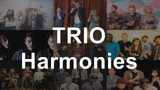 Pentatonix - Trio Harmonies