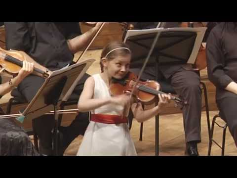 Violin Concerto composed by Alma Deutscher - 3rd mov: Allegreo vivace e scherzando