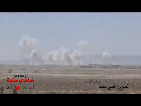 Syria, Tiger Forces Part of the Syrian Arab Army Operations @ Raqqa, Homs, Hama CS against ISIS