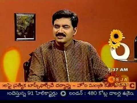 Guesr Hour interview with Dr. Rajendra Prasad by Gemini Sreenivas