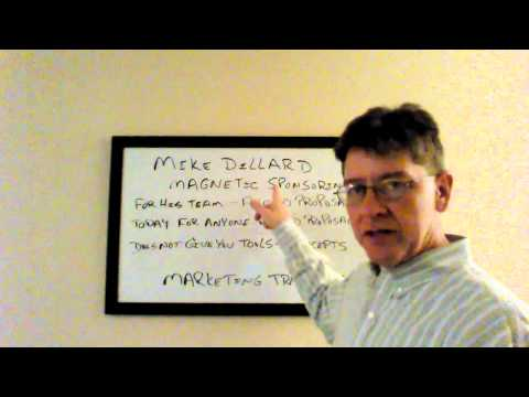 Mike Dillard Magnetic Sponsoring - Does It Really Work?