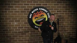 Gambar cover Rob Mitchell | LIVE at Hot Water Comedy Club