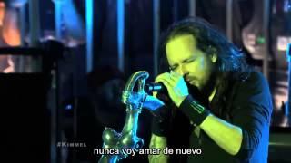 KoRn - Never Never Live Subtitulos en Español