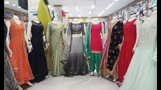 Boutique Style Party Wear Dresses | Designer  Long Frocks, Crop Tops Collections 2019@discount price