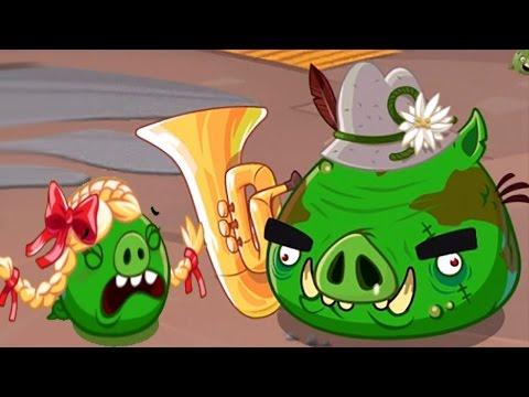 Angry Birds Epic: Bavarian Funfair Mini Piggies - New Elite Illusionist