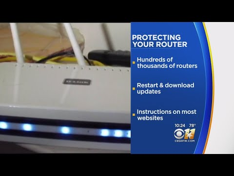 Restarting Router Could Help Avoid Hackers