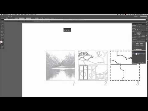 ARCH 201 - Illustrator Diagram Tracing