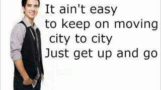 Big Time Rush - Worldwide [Full Song] With Lyrics