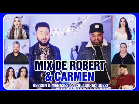 MIX DE ROBERT Y CARMEN (especial 10 Mil Subs) || GERSON MONTOYA