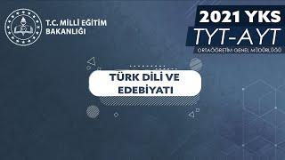 Türk Dili ve Edebiyatı (AYT) YKS Kampı Soru Çözüm-12