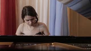 Суслова Кира 11 лет - А. Хинастера AndquotТанец прекрасной девушкиandquot из  цикла Andquot Три аргентинских танцаandquot
