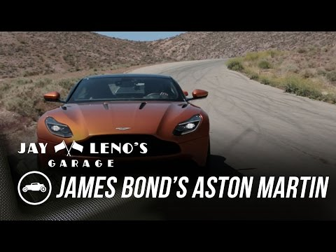 EXCLUSIVE: James Bond's 2017 Aston Martin DB11 - Jay Leno's Garage