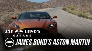 EXCLUSIVE: James Bond's 2017 Aston Martin DB11 - Jay Leno's Garage