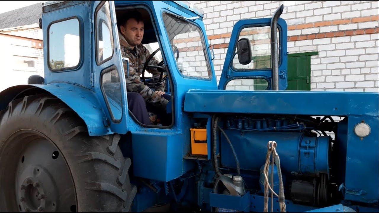Трактор Т-40АМ Скоро залишить без штанів!
