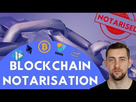 5 Examples of Blockchain Notarization