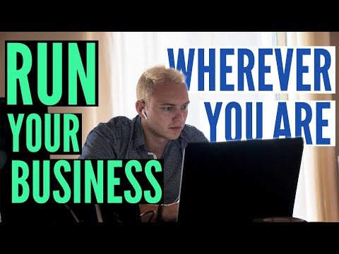 Living Abroad and Starting a Business – Build a Career That You Can Follow From Anywhere