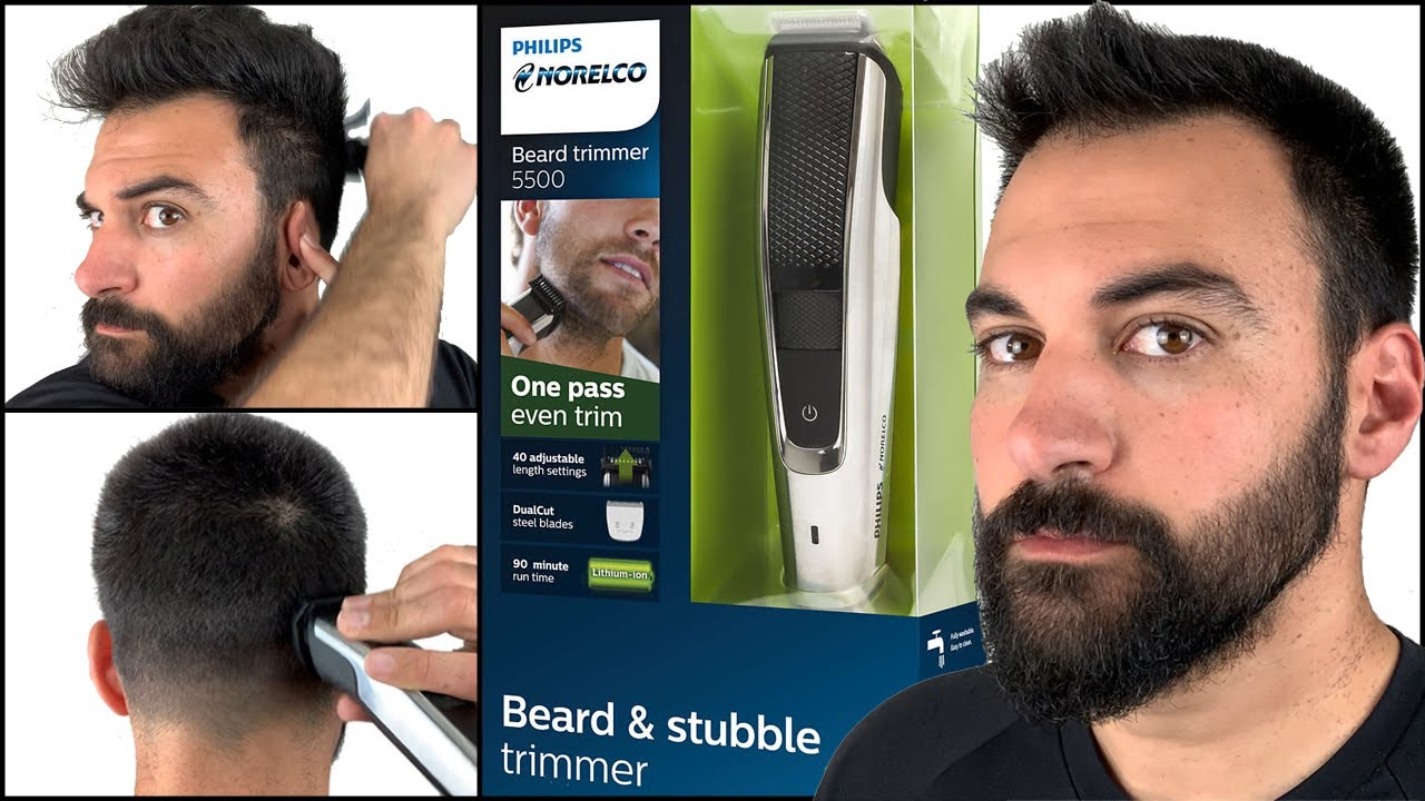 DIY Home Haircut - How To Cut Your Own Hair - Philips Norelco Multigroom  12 - MG12