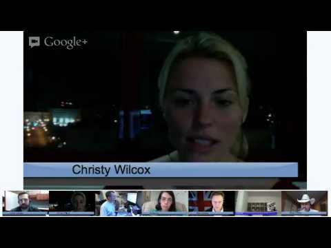 LIVE with Christy Wilcox in Gaziantep, Turkey close to the border with Syria