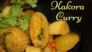 Niramish kakrol/Kakora Curry   Teasel Gourd Curry - TheGreatIndiantaste.com