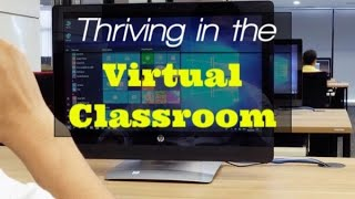 Perspectives On: Thriving as a Teacher in the Virtual Classroom
