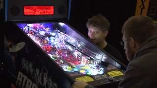 Classic Game Room - STAR TREK pinball machine review