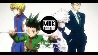 Hunter X Hunter Ringtone with download link