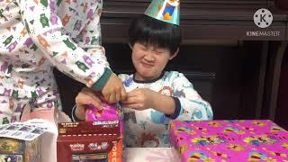 #크리스마스선물 #개봉 #산타할아버지선물 #초등학교2학…