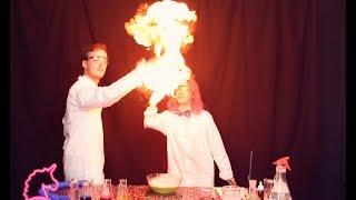 Химическое шоу (реклама для Daria Karamba)