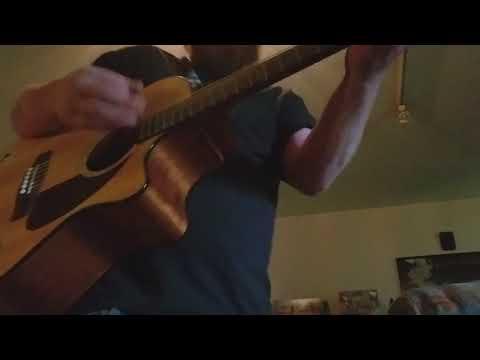 'Swift Driftin' written by Scott H Biram, performed by Bleujack