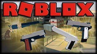 ROBLOX Phantom Forces-the MEGA GUN CHALLENGE!!