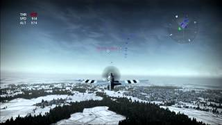 Let's Play Il 2 Sturmovik: Birds of Prey - Mission 14: Nuts!