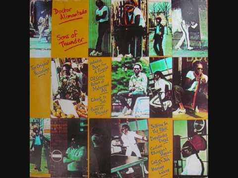 Dr Alimantado - Sons Of Thunder - 1981 (Full)