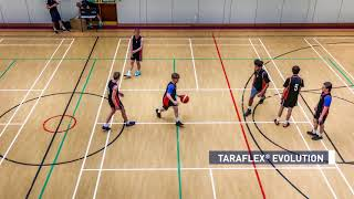Case Study - Guernsey Grammar School - Sports Flooring