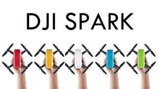 DJI Spark - Ultra Small Selfie Drone