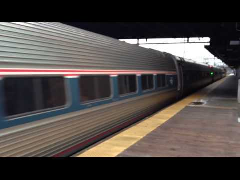 Amtrak Pennsylvanian Train 42
